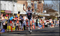 Cameron Hughes elated to win a solo victory