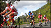 Brendan Hill, (Mondial) Peter Herzig,(Uni CC)  Brad Payne (Lite Bar)  on Kenilworth Bluff.