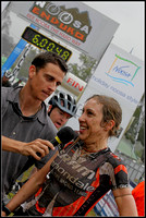 Imogen Smith 3 wins in a row at Noosa Enduro