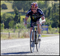 C Grade winner Scott Hodder